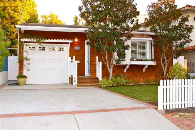 1412 Elm Avenue Manhattan Beach CA
