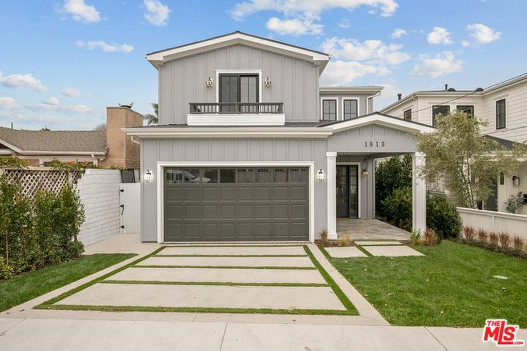 1813 Oak Avenue Manhattan Beach CA