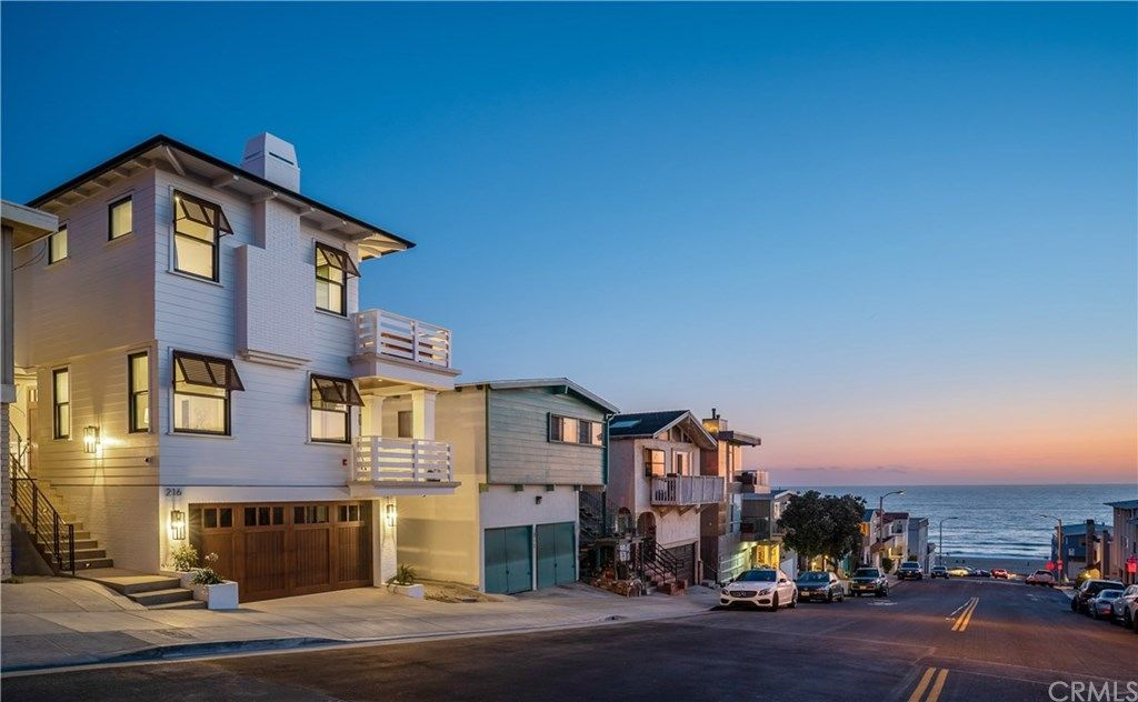 216 Marine Manhattan Beach CA