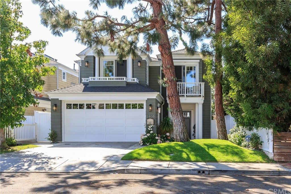 2805 Palm Avenue Manhattan Beach CA