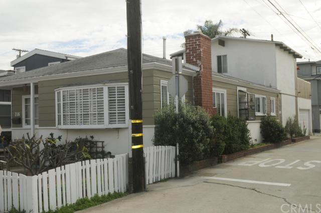 316 4th Street Manhattan Beach CA