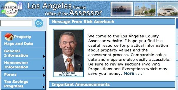 Manhattan Property Tax Assessor